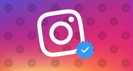 Blue Badge on Instagram