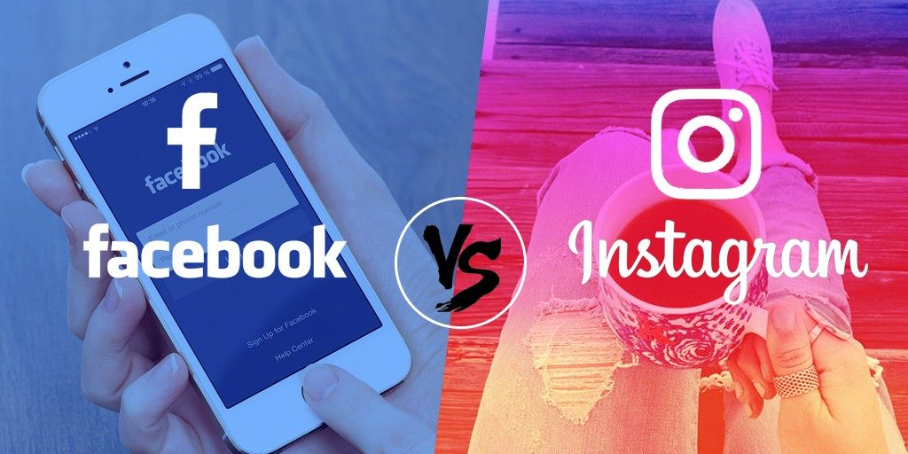 Facebook Vs Instagram