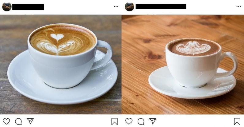 Instagram Copycat