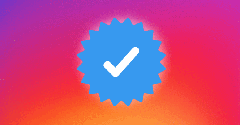 Instagram Verified Badge