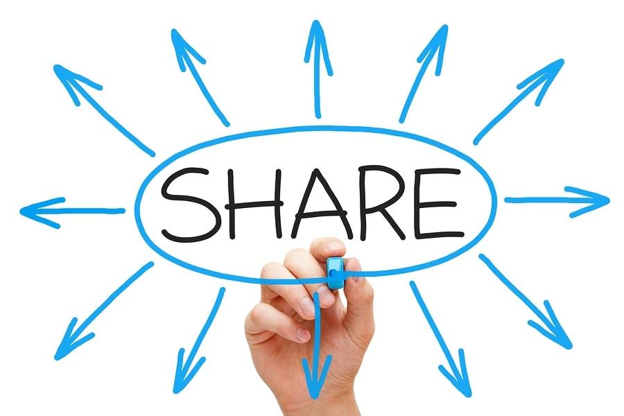 Sharing Tips