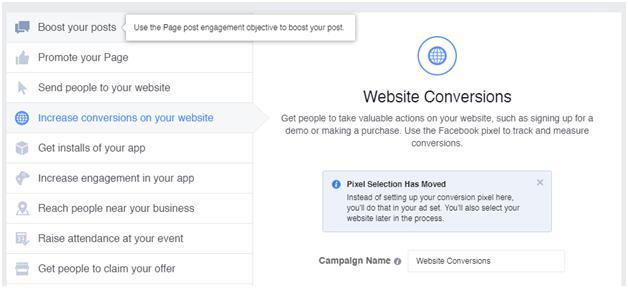 facebook-website-conversions