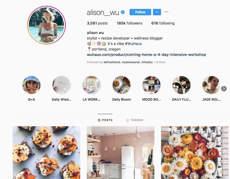 skills in instagram bio