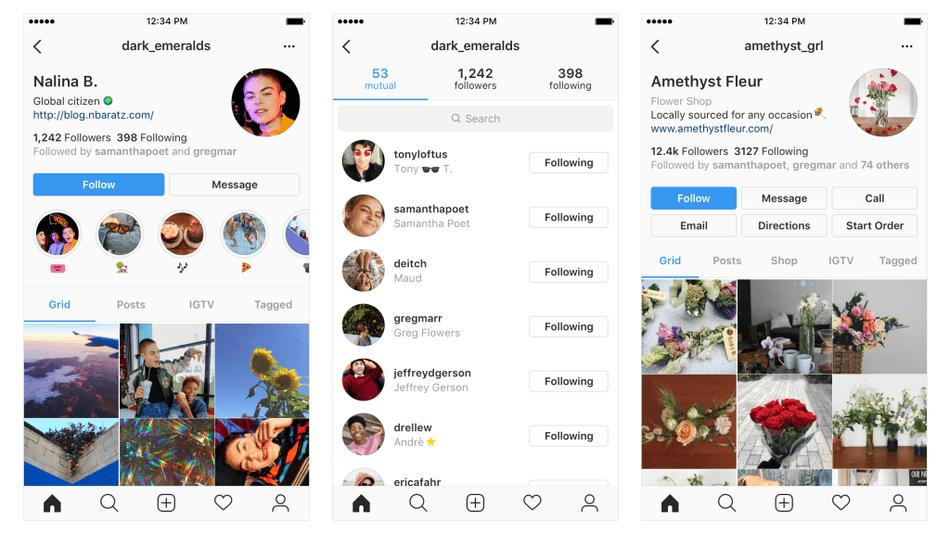 compelete instagram account