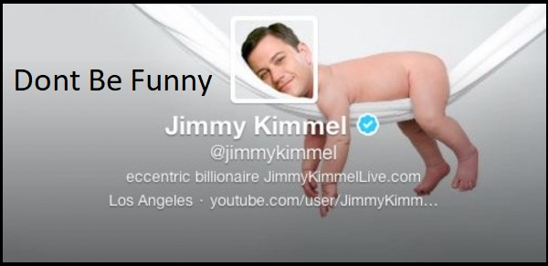 Dont be funny on Twitter bio