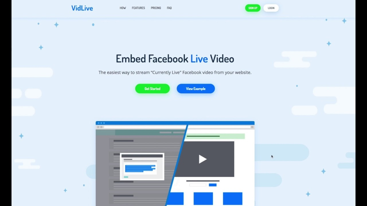 Embed the Facebook Live Video on Your Website