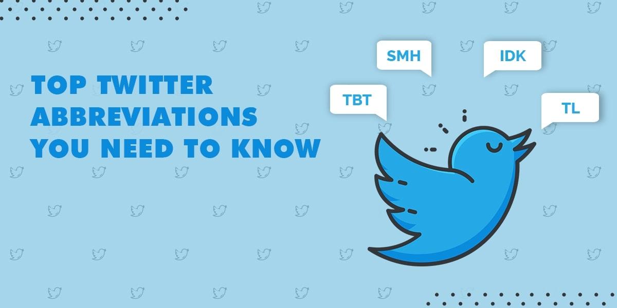 Twitter-Abbreviations