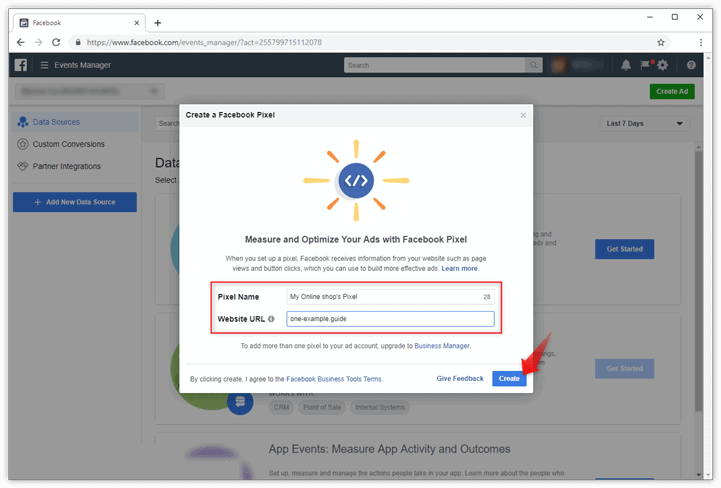 add products to your Facebook Shop is by using a Facebook pixel