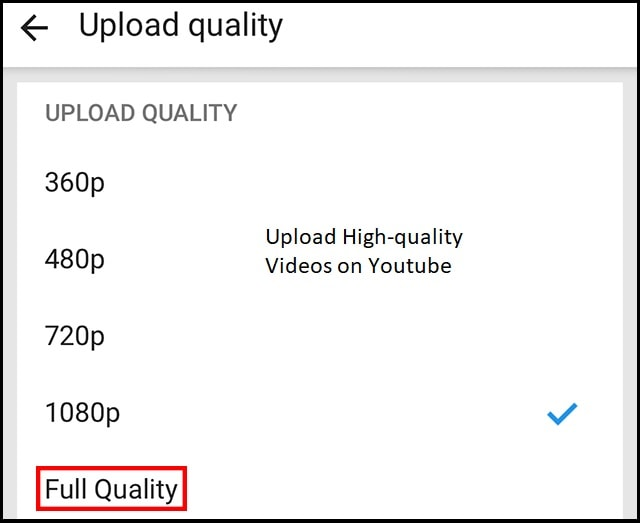 high-quality videos on youtube