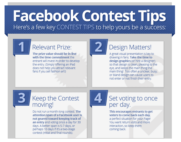 Facebook Contest With These Tips