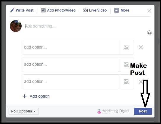 Make Post