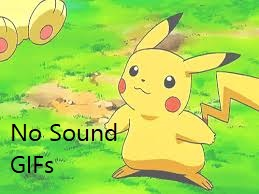 No Sound GIFs