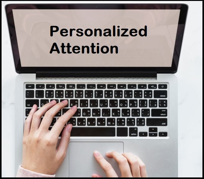 Personalized Attention