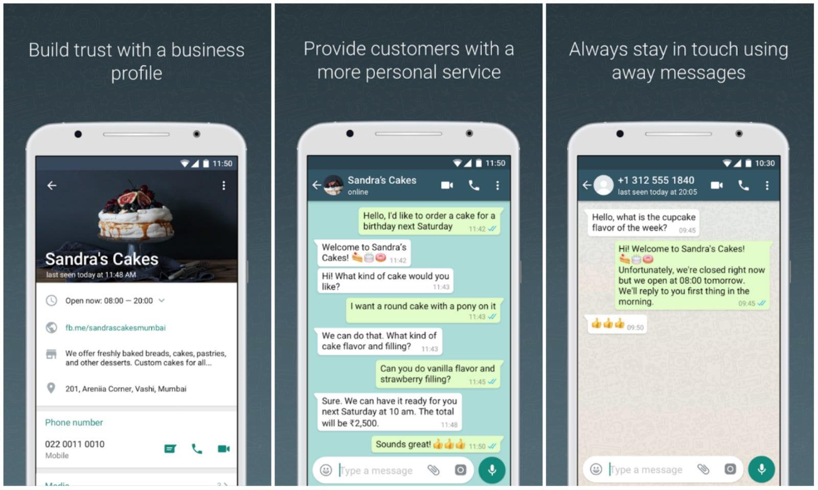 Business WhatsApp Opportunities