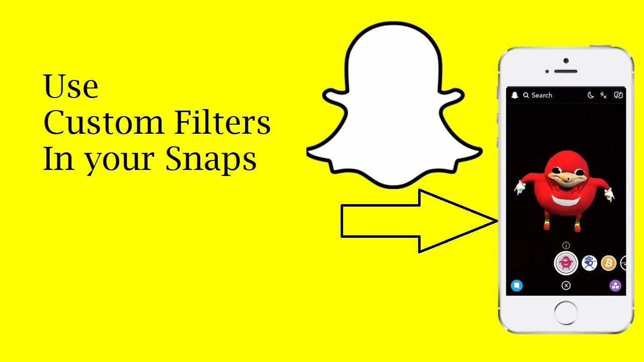 Custom Filters in Snaps