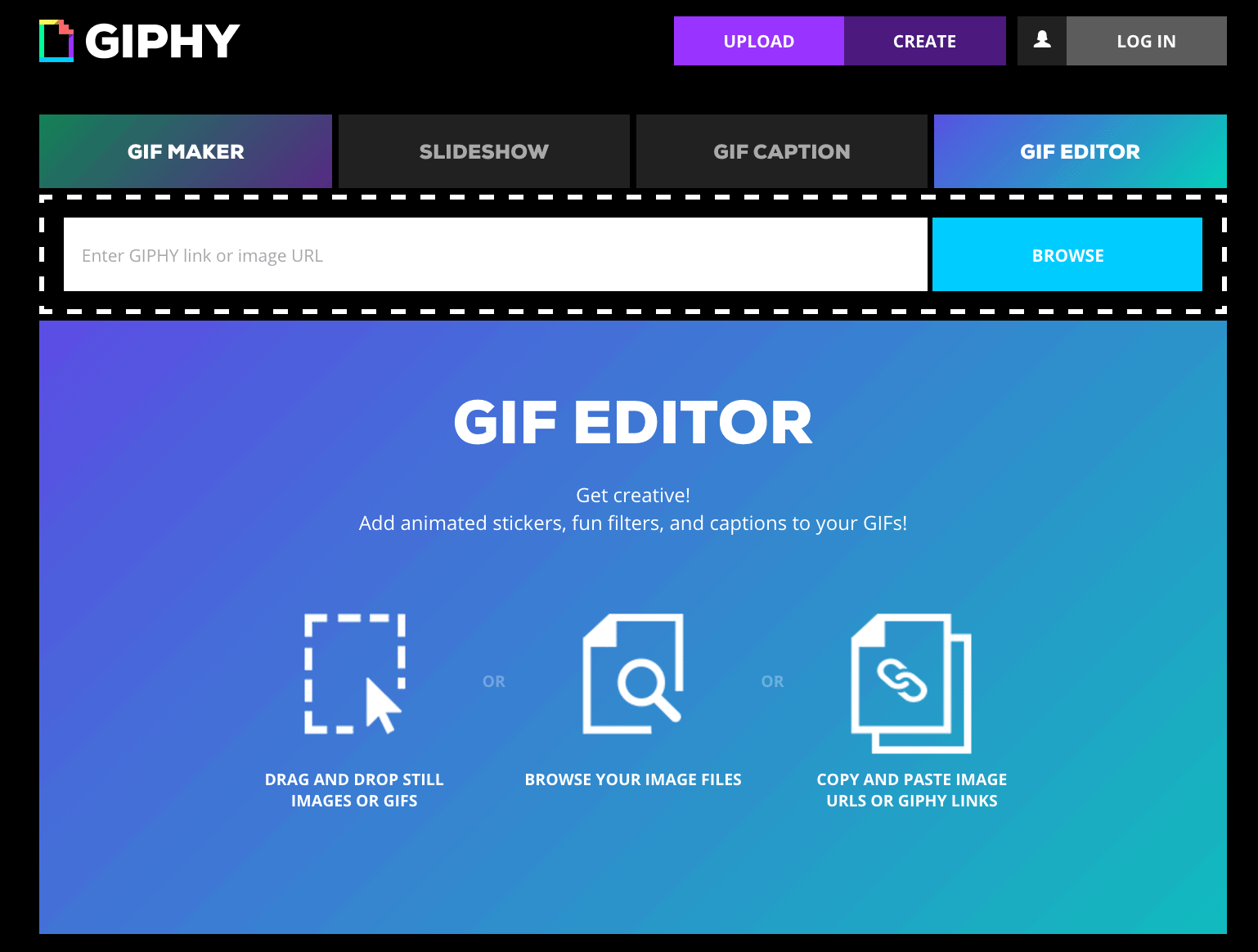 Giphy Tools