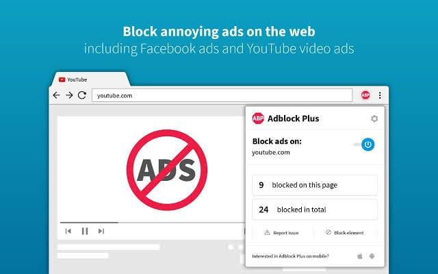 Google Chrome's AdBlocker