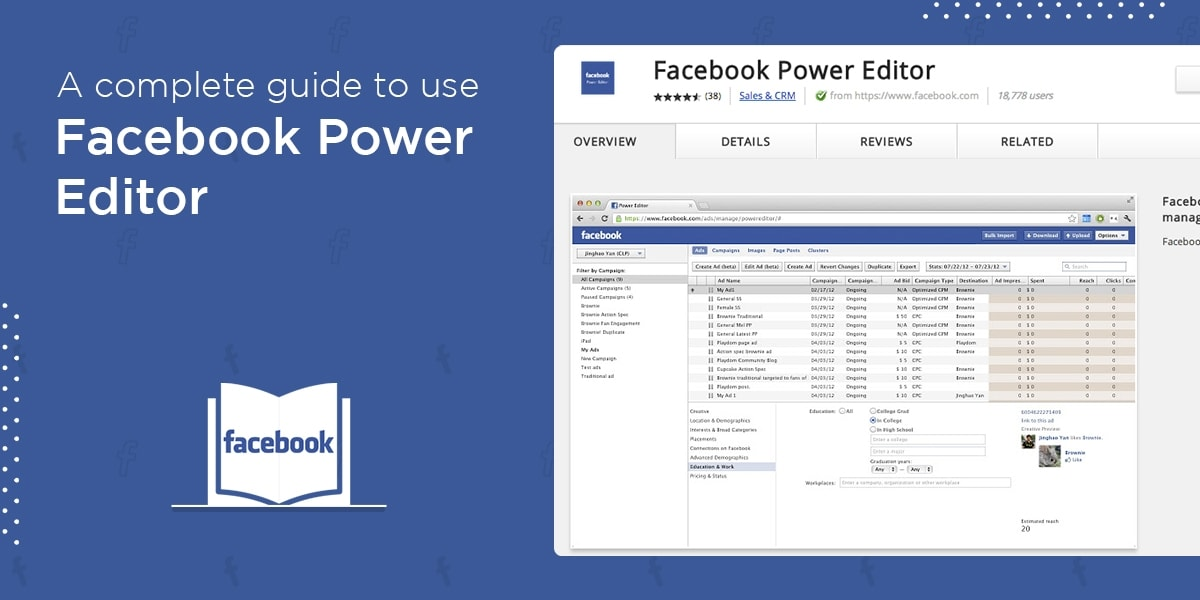 How to Use Facebook Power Editor A Complete Guide