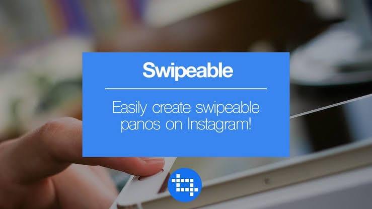 Swipeable