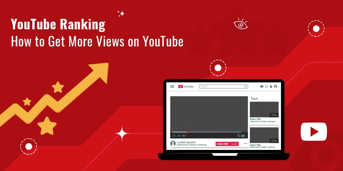 YouTube Ranking How to Get More Views on YouTube