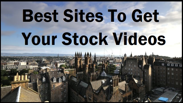 Best Sites To Get Your Stock Videos
