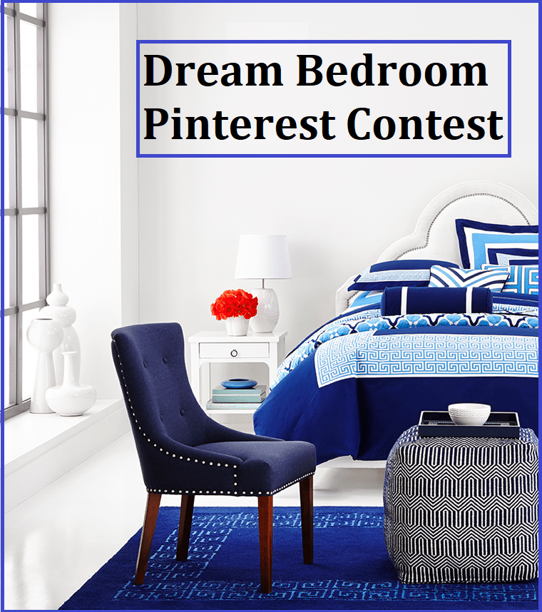 Dream Bedroom Pinterest Contest