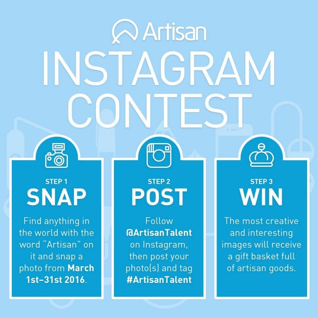 Instagram Giveaway Prize