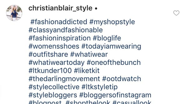 Instagram Hashtag For Instagram Post