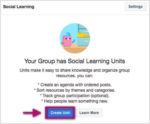 Know All About Facebook Group Units
