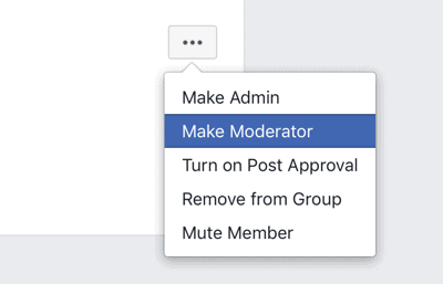 Make Moderator