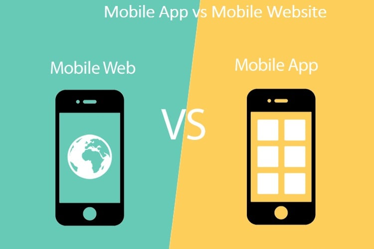 Mobile Web and mobile app