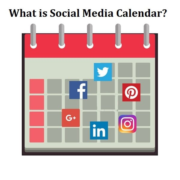 What is Social Media Calendar?