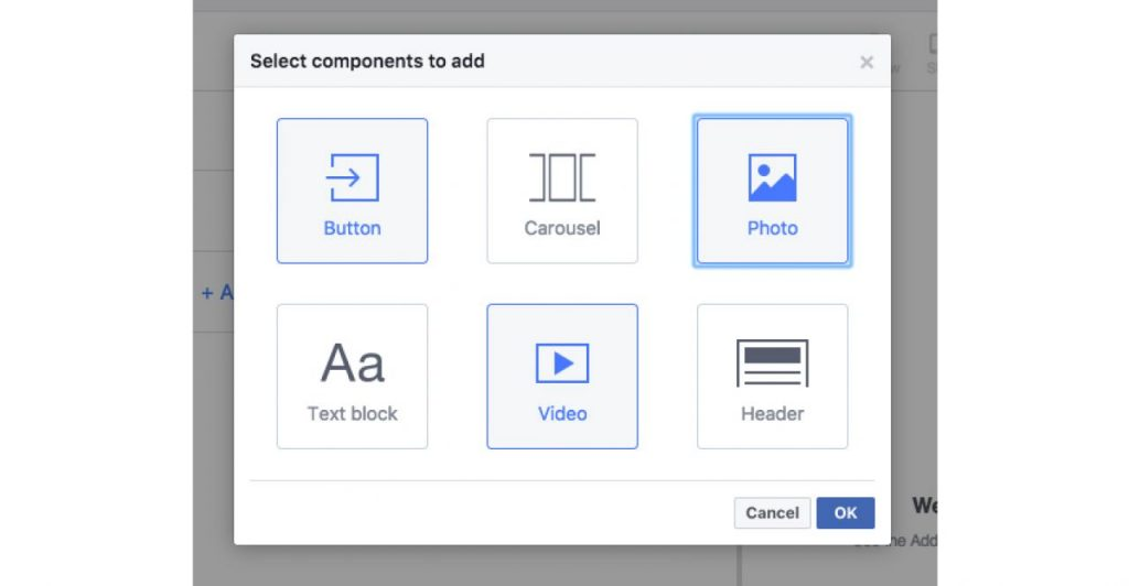 Facebook Canvas Video Specifications