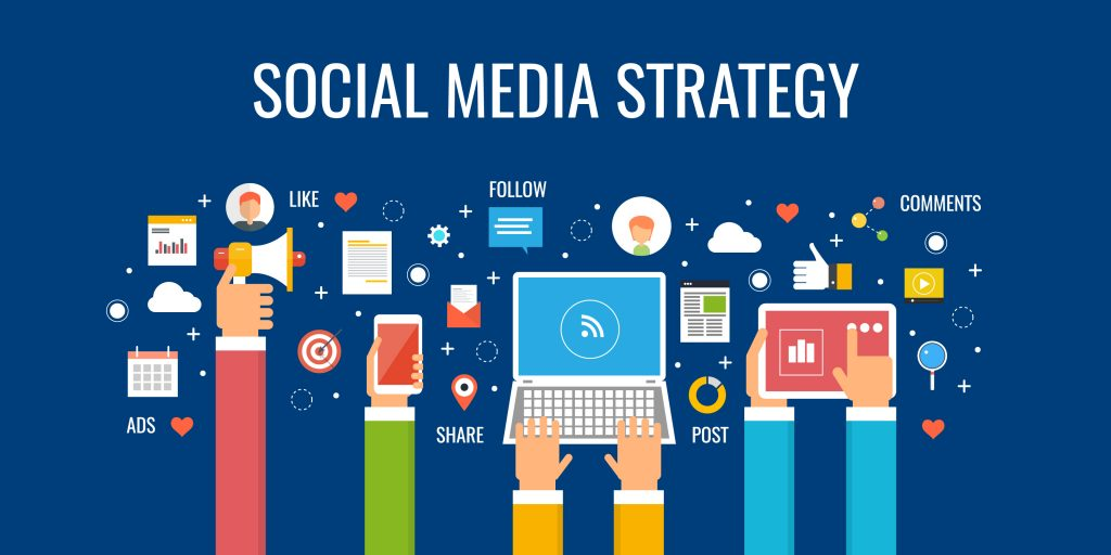 Factors to be considered in your Social Media Strategy