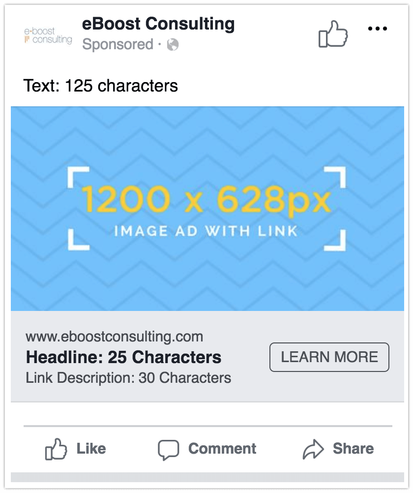 Length for a Facebook Ad Headline