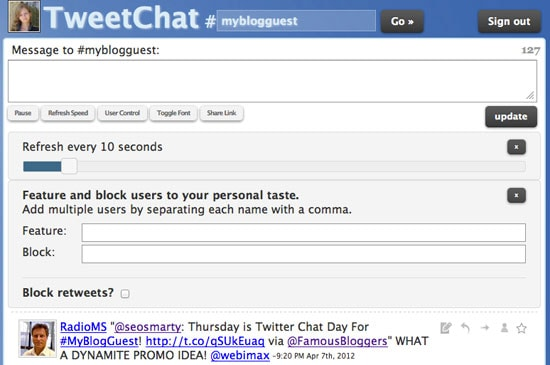 Use Twitter Chats Hashtags for Marketing