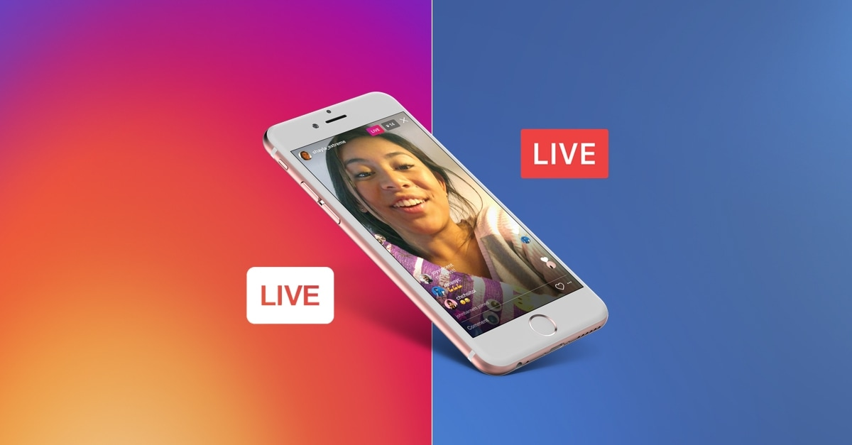 optimize Facebook and Instagram Live Videos
