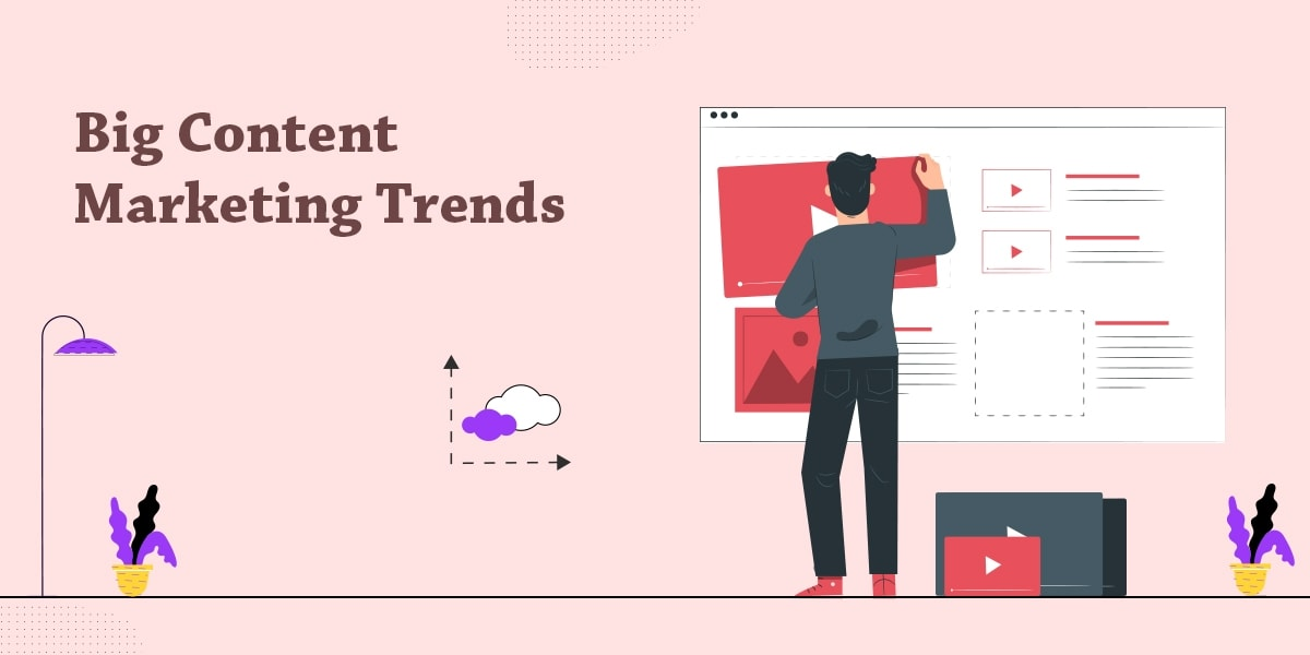 5 Big Content marketing Trends for 2020