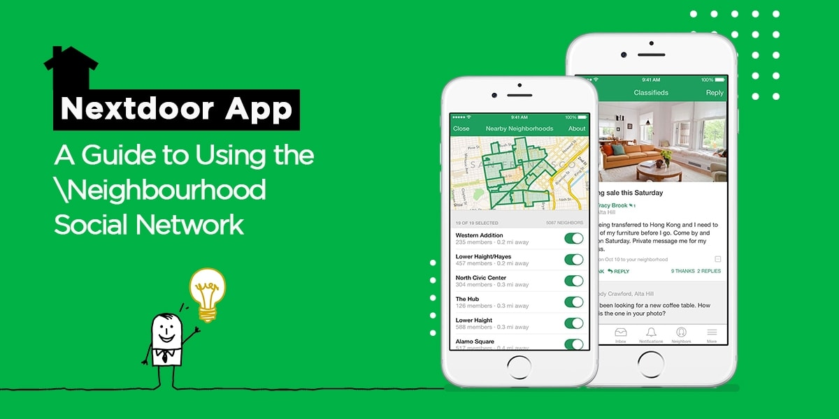 Nextdoor App: A Guide to Using the Neighbourhood Social Network