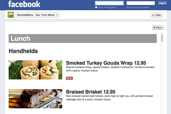 Add Your Restaurant Website