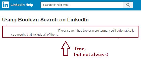 Boolean Search