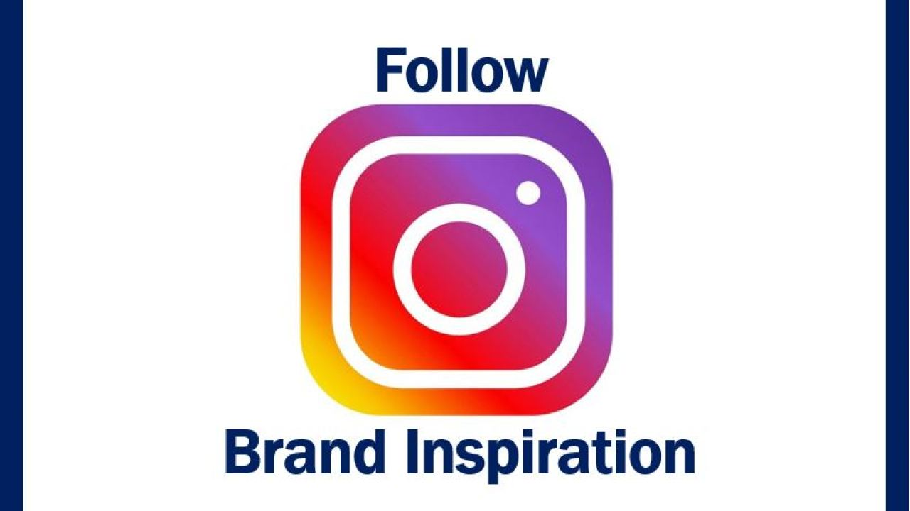 Instagram accounts to follow for brand inspitation