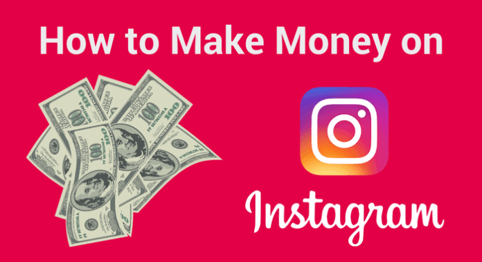 Instagram for money
