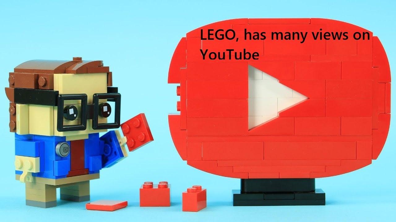 LEGO on YouTube