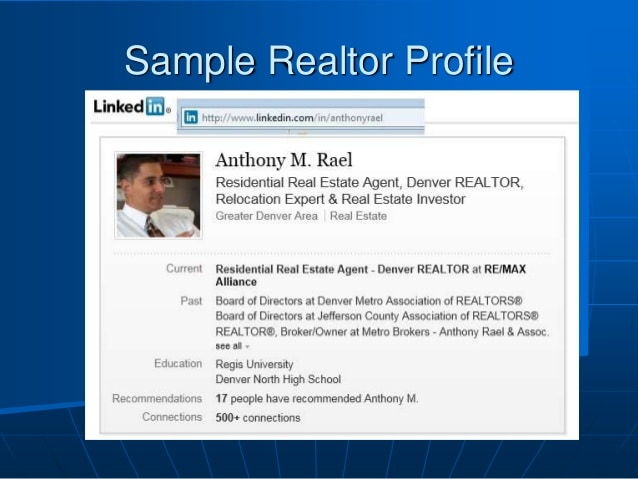 LinkedIn for Realtors