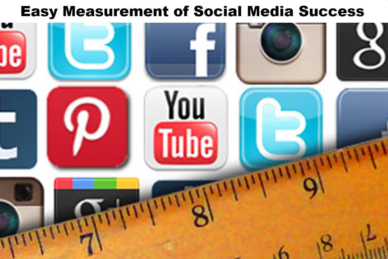 Measurement of Social Media Success