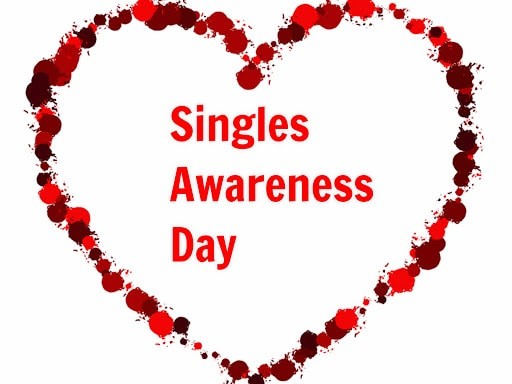 Singles Awareness Day