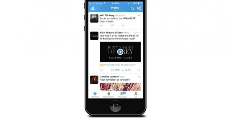 Twitter In-Feed Video