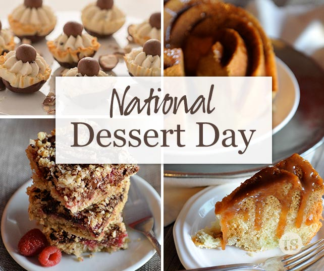 national desert day