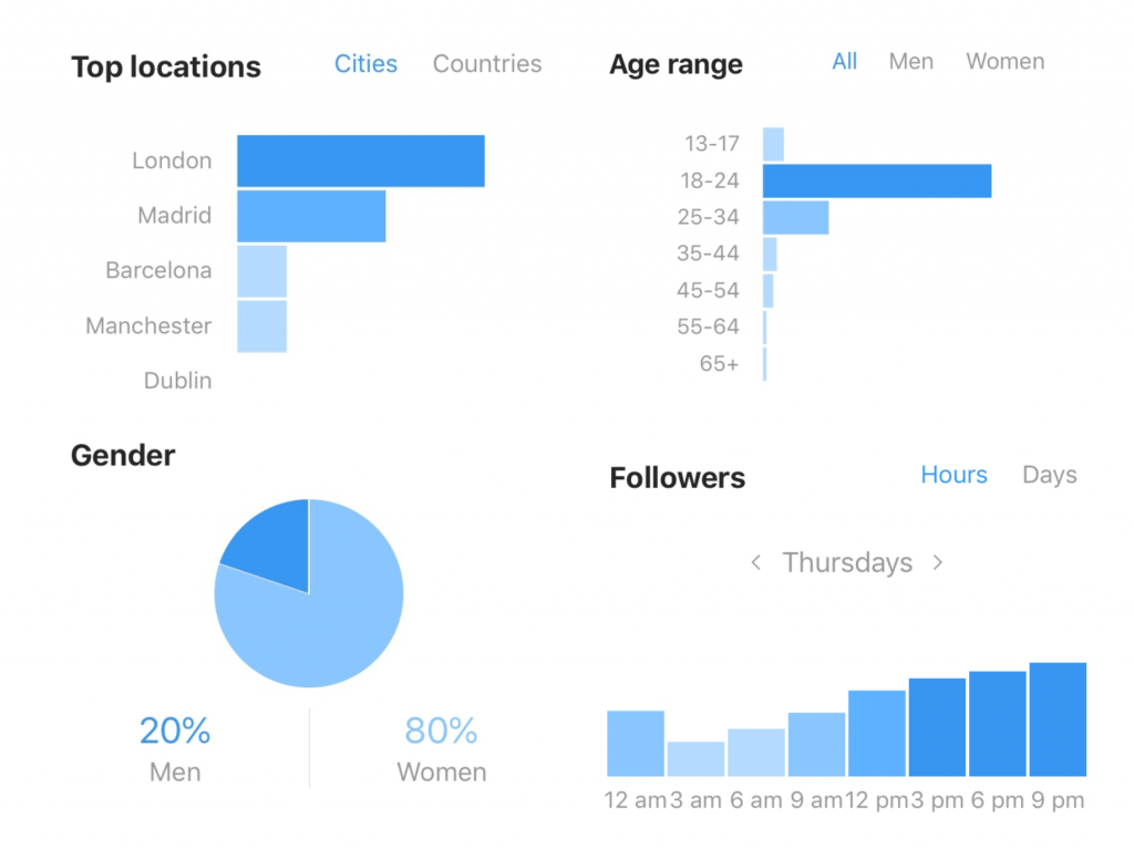 Instagram Audience Analytics